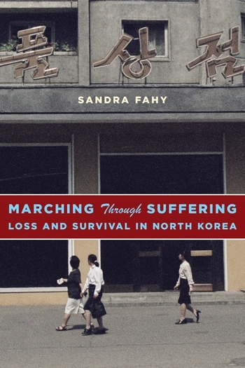 Sandra Fahy, Marching Through Suffering