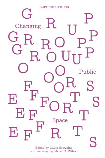 Group Efforts: Changing Public Space